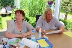 Andrea Steingrube und Britta Poweleit